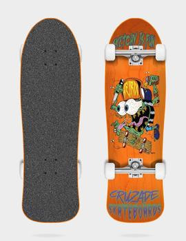 Skate Cruzade Completo Sketchy Is Fun 9.0'x31'