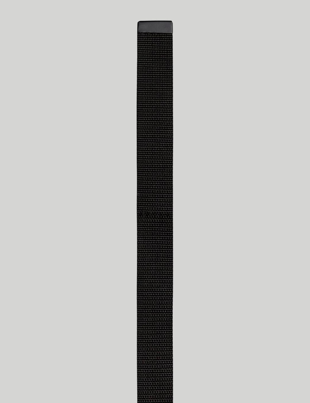 Cinturón WEB BELT 2 - Black