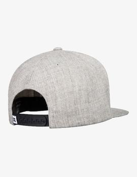 Gorra DC SNAPDRIPP - Grey Heather