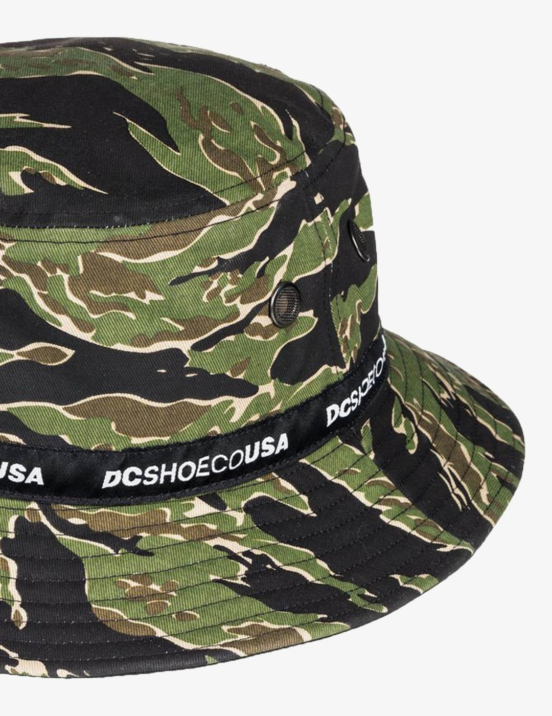 Bucket DC SCRATCHER - Camo