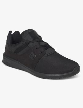 Zapatillas DC HEATHROW - Black/Black/Black