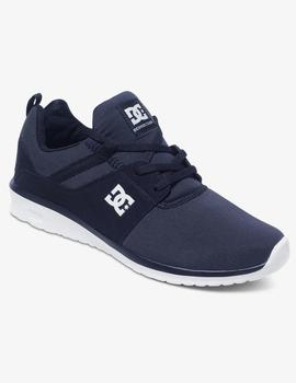 Zapatillas DC HEATHROW - Navy/White
