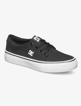 Zapatillas DC TRASE TX - Black/White