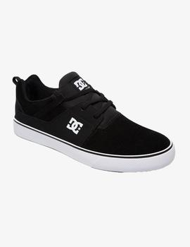 Zapatillas DC HEATHROW VULC - Black/White