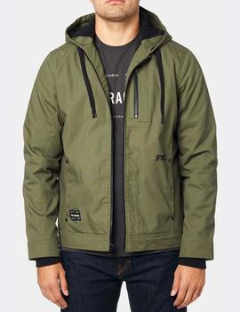 Cazadora FOX MERCER JACKET - Verde Oliva