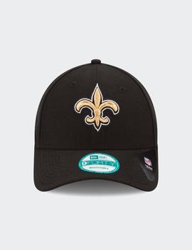 Gorra New Era THE LEAGUE NEW ORLEANS SAINTS - Negro