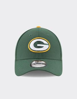 Gorra New Era THE LEAGUE GREEN BAY PACKERS - Verde