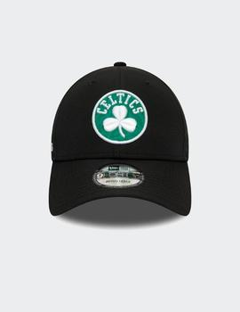 Gorra New Era 940 HOOK LA CELTICS - Negro
