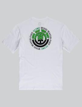 Camiseta Element PROTON SEAL - Optic White