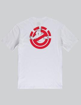 Camiseta Element BANSHEE - Optic White
