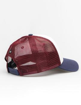 Gorra Element ICON MESH  - Oxblood Red