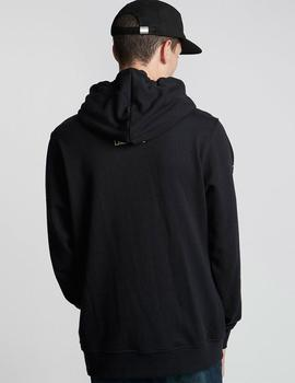Sudadera Element SUN FLEECE HD - Flint Black