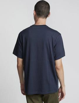 Camiseta Element TREE GHOST - Indigo