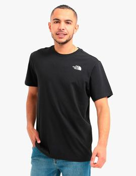Camiseta TNF REDBOX - Black/Summit Gold