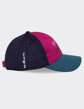 Gorra Grimey YOGA FIRE - Black