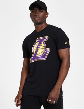 Camiseta FILL LA LAKERS - Negro