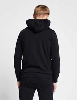 Sudadera Capucha ILLUSIVE LONDON OVERHEAD - Black