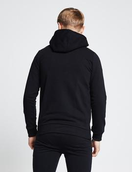 Sudadera Cremallera ILLUSIVE LONDON THROUGH - Black
