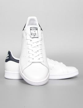 Zapatillas STAN SMITH - Blanco/Blanco/Marino