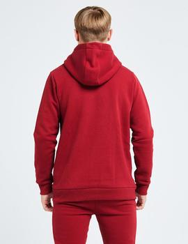 Sudadera Capucha ILLUSIVE LONDON GRAVITY - Red