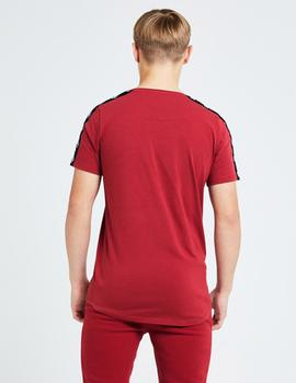 Camiseta Illusive London GRAVITY TAPE - Red