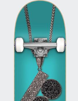 Skate Completo PlanB Team Chain 8.0' x 31.85'