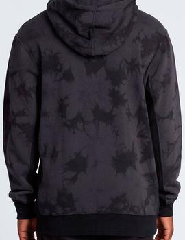 Sudadera Billabong WAVE WASHED PULLOVER - Black