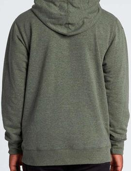 Sudadera Billabong ALL DAY PO HDY - Dark Military