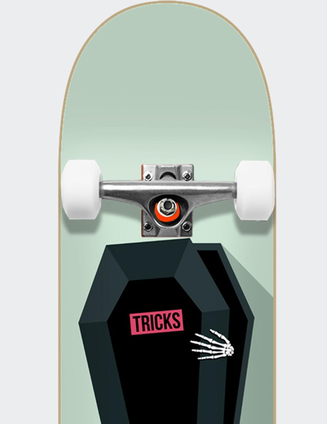 Skate Tricks Completo Skeleton 7.87' x 31.60'