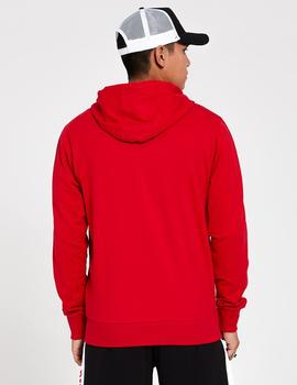 Sudadera STRIPE PIPING CHI BULLS - Rojo