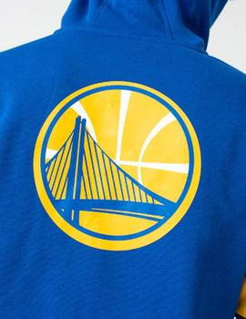 Sudadera abierta GOLDEN STATE WARRIORS - Azul