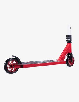 Scooter Bestial Wolf DEMOND6 - Rojo Blanco