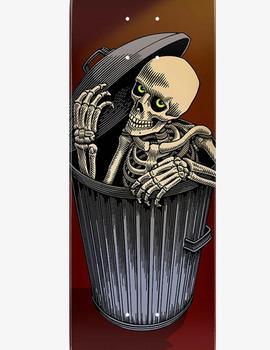 Tabla PP GARBAGE CAN SKELLY 8.25' x 31.95' - Bur