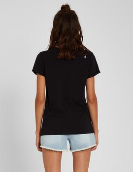Camiseta Volcom RADICAL DAZE - Black