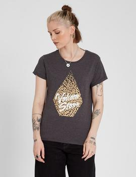Camiseta Volcom RADICAL DAZE - Charcoal