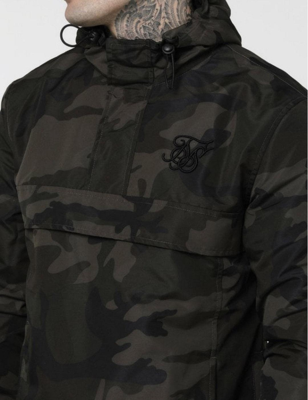 Canguro ENERGY WINDBREAKER - WOODLAND CAMO