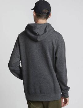 Sudadera Capucha Element CORNELL - Charcoal Heathe