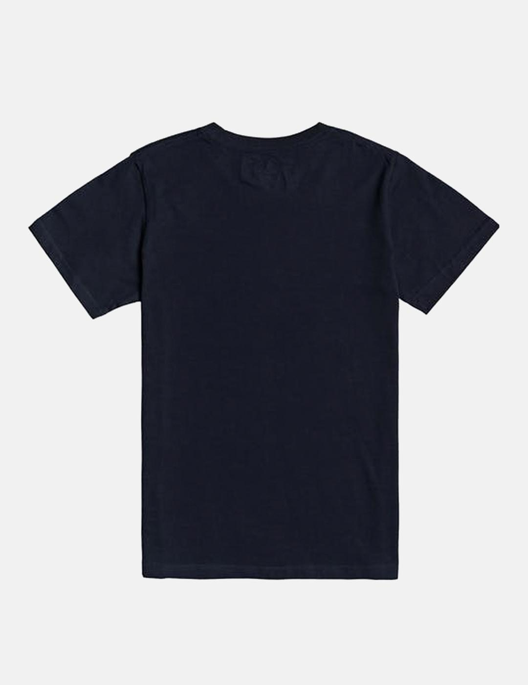Camiseta (JUNIOR) BREAKER - Navy