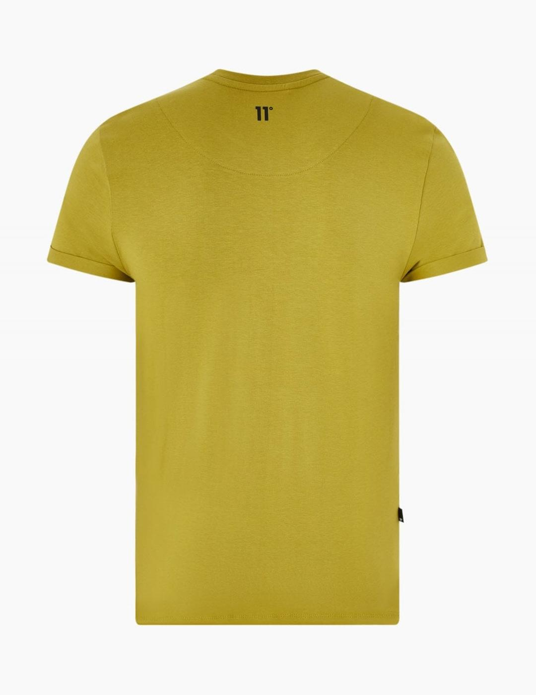 Camiseta Eleven MUSCLE FIT - Dark Beige