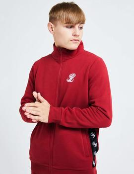 Sudadera Abierta Illusive London GRAVITY THROUGH - Red