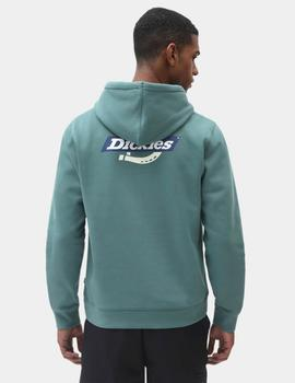 Sudadera DICKIES Capucha RUSTON - Lincoln Green