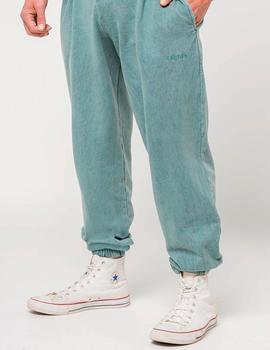 Pantalón DETROIT JOGGER - Washed Green