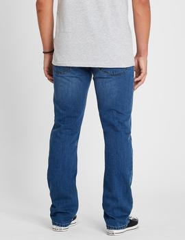 Pantalón Volcom SOLVER DENIM - Country Faded Hemp