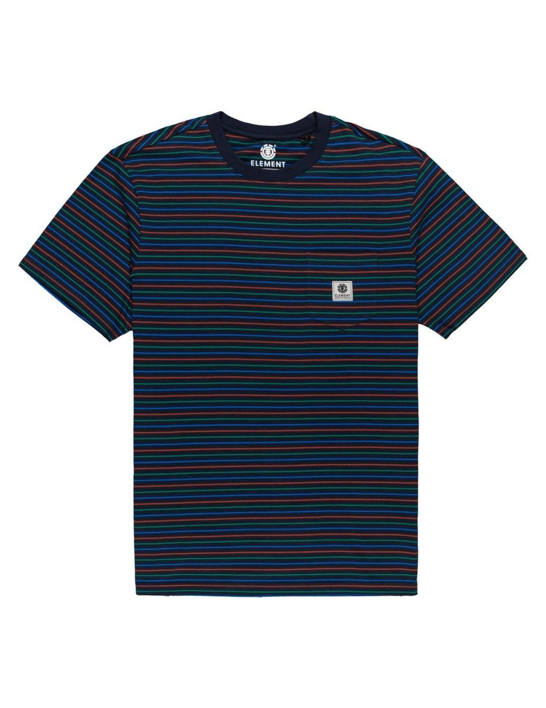 Camiseta Element BASIC MULTI - Eclipse Navy