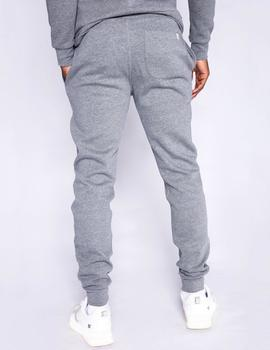 Pantalón Eleven CORE JOGGERS REGULAR FIT - Charcoal Marl