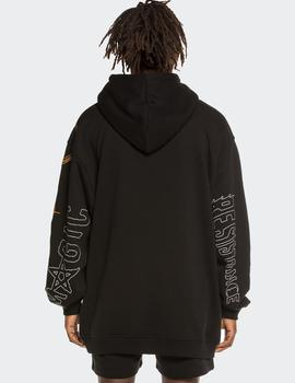 Sudadera Capucha LIVEUTION MAGIC 4 RESISTANCE - Ne