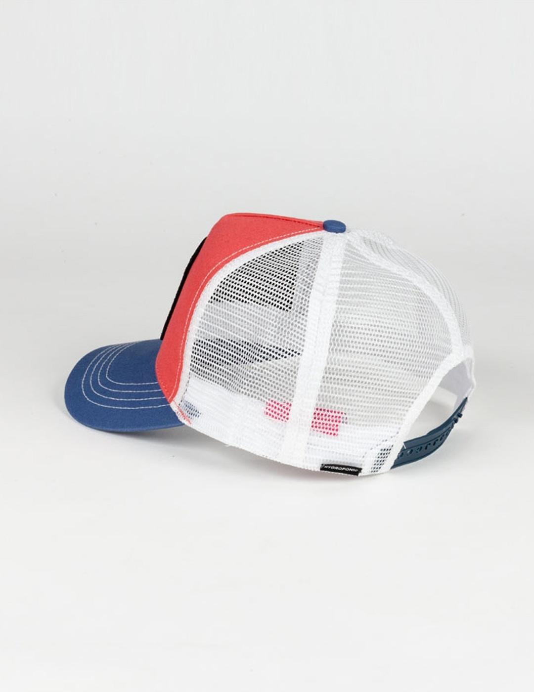 Gorra HYDROPONIC FUN PINK SHOW - Coral / Blue / White