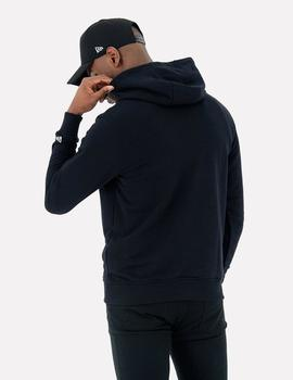 Sudadera Capucha New Era TEAM LOGO BROOKLYN - Black