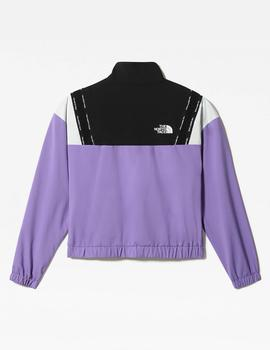Chaqueta Mujer TNF WIND - Pop Purple/Tblack