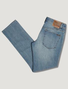 Pantalón VORTA DENIM - Distilled Easy Enzyme Dark